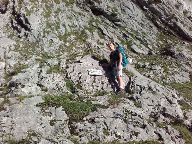 Kletterausrüstung Leihen Garmisch Partenkirchen : Freeride bergführer profis der alpinschule garmisch