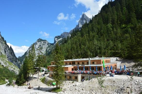 Höllentalangerhütte - Mit Bergführer auf die Zugspitze